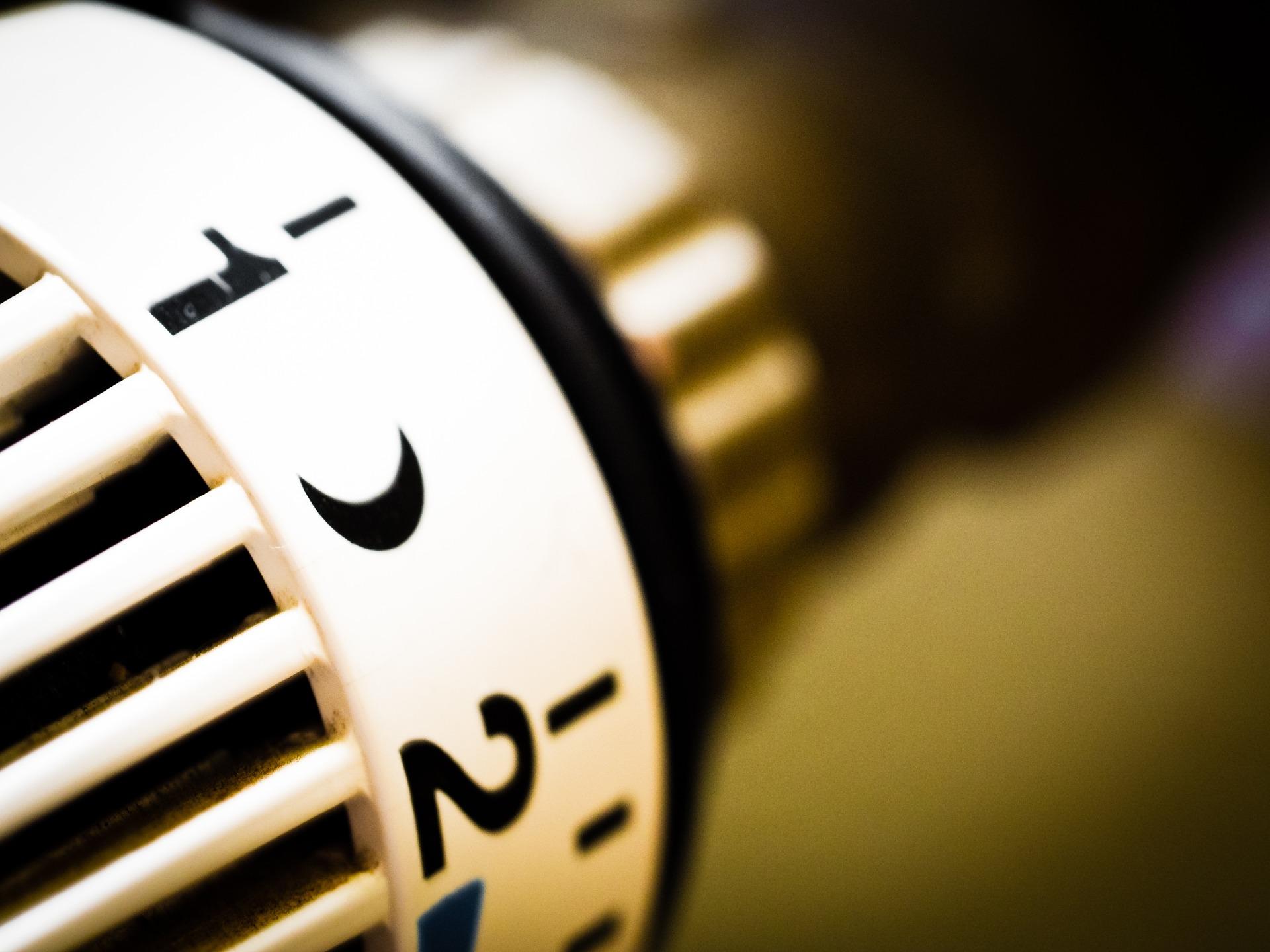 K-MÄLEON Hybridhaus Heizung Thermostat